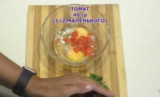 Готовим в микроволновке аппетитный омлет в кружке