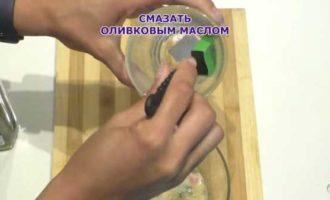 омлет в кружке в микроволновке фото 5