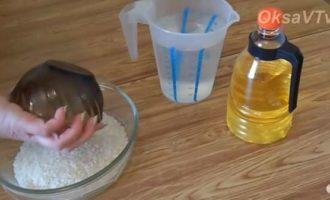 рисовая каша в микроволновке фото 1