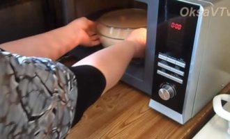 рисовая каша в микроволновке фото 6