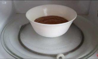 банановый кекс в микроволновке фото 4