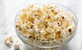 как приготовить попкорн в микроволновке фото 5