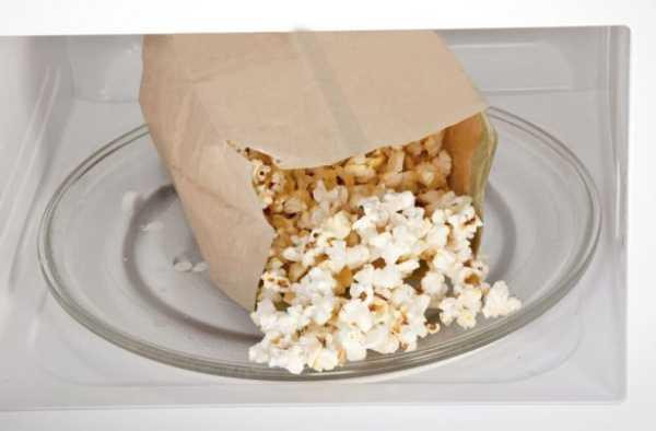 как приготовить попкорн в микроволновке фото 6