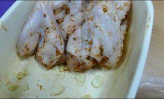 куриные крылья в микроволновке фото 6