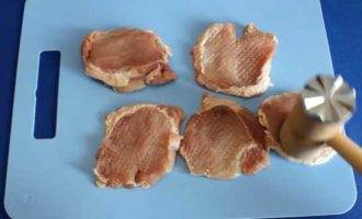 мясо по французски в микроволновке фото 3