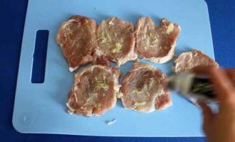 мясо по французски в микроволновке фото 4