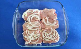 мясо по французски в микроволновке фото 5