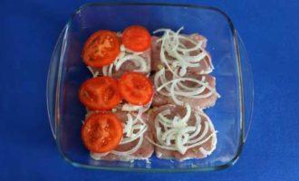мясо по французски в микроволновке фото 6