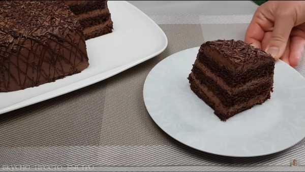 шоколадный пирог в микроволновке фото 1
