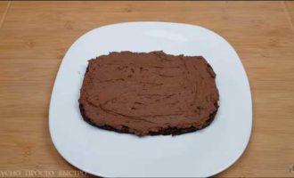 шоколадный пирог в микроволновке фото 17