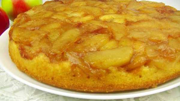 яблочный пирог в микроволновке фото 7