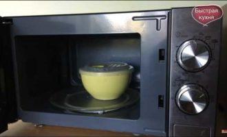 как сварить яйца в микроволновке фото 4