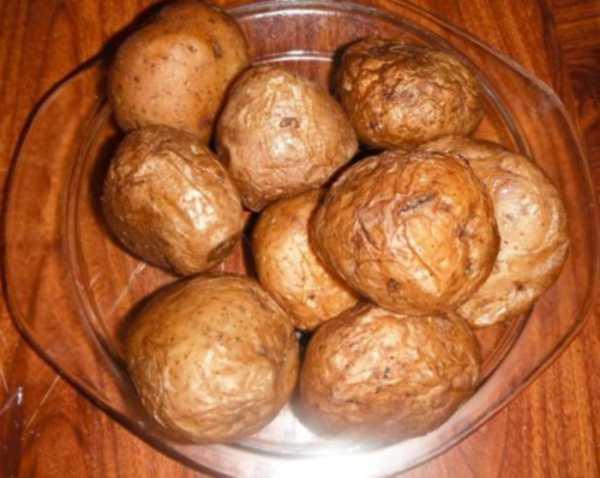 картофель в мундире в микроволновке фото 4