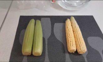 кукуруза в микроволновке фото 1