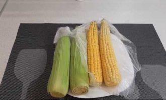кукуруза в микроволновке фото 4