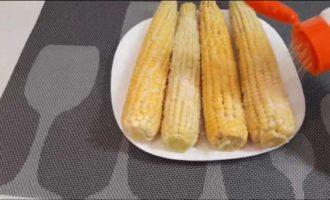 кукуруза в микроволновке фото 5
