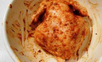 курица гриль в микроволновке фото 4