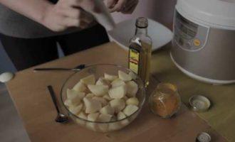 что можно приготовить в микроволновке из картошки фото 1