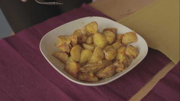 что можно приготовить в микроволновке из картошки фото 6