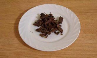 горячий шоколад в микроволновке фото 3