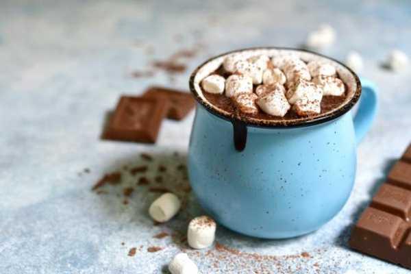 горячий шоколад в микроволновке фото 6