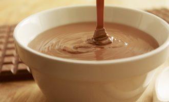 как растопить шоколад в микроволновке фото 1