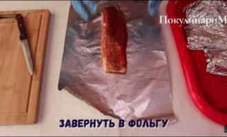 мясо в микроволновке фото 3