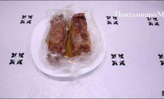 мясо в микроволновке фото 5