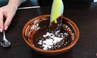 шоколадный кекс в микроволновке фото 4