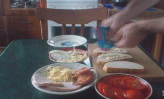 завтрак в микроволновке фото 1