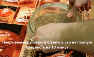 гречка в микроволновке фото 3