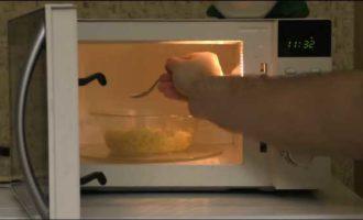 макароны в микроволновке фото 7