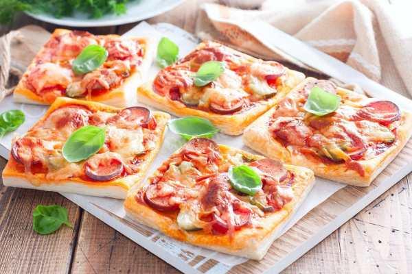 пицца в микроволновке фото 13