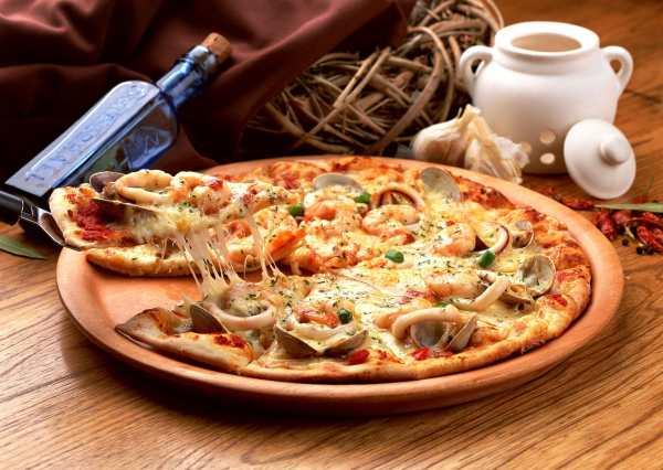 пицца в микроволновке фото 14