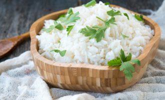 рис в микроволновке фото 1